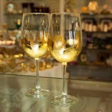 ELM Designs   Gold Leaf White Wine EMD-003 $26.50