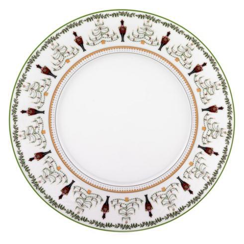 Bernardaud  Grenadiers Grenadiers Dinner Plate BL-061 $82.00