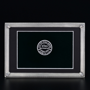 Elias Artmetal   Grooved Trax Frame 2.5x3.5 $46.00