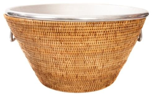 Babcock Exclusives  Artifacts Rattan w/Aluminum Tub w/Handles ATC-012 $309.00