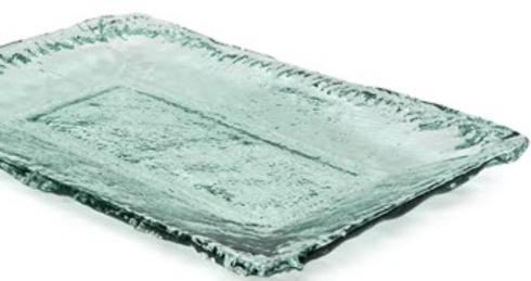 Primitive Artisan   Iceberg Medium Rectangular Platter PRA-228 $37.00
