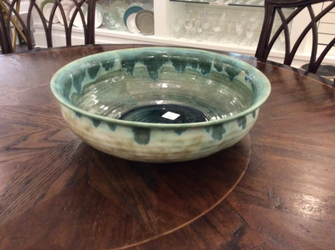 McCarty Pottery   Mrs. McCarty Pasta Bowl Assorted MCP-235 $235.00