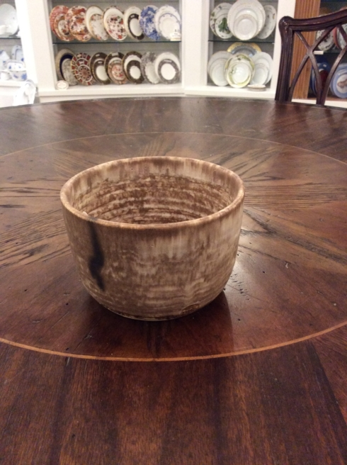 McCarty Pottery   Nutmeg Large Old Fashioned MCP-102 $16.00