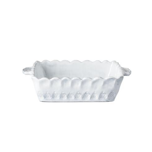 Vietri   Incanto Lace Sm Sq Baking dish $121.00