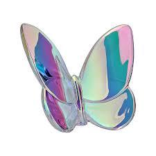 Baccarat   Butterfly Iridescent BCX-213 $175.00