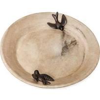 $344.00 DOS Golondrinas Hand Carved Bowl/ JBL-177