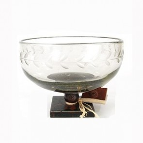 Jan Barboglio   Chalice Bowl Clear JBL-111 $176.00
