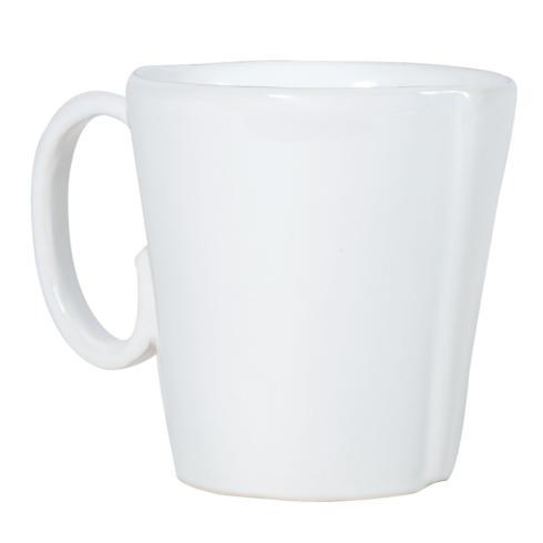 Lastra White mug/VIY-166
