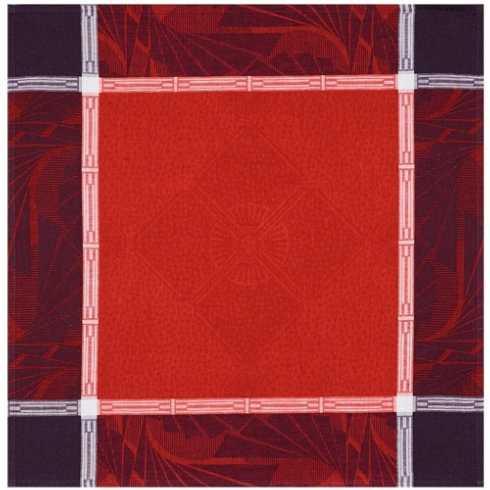 Le Jacquard Francais   Palace Red Napkin LJ-034 $30.00