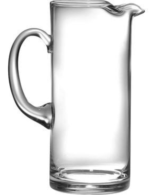Majestic Gifts   Glass Cylinder Pitcher MAJ-115 $38.00