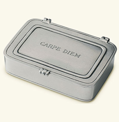 $128.00 Carpe Diem Small Box MTH-300