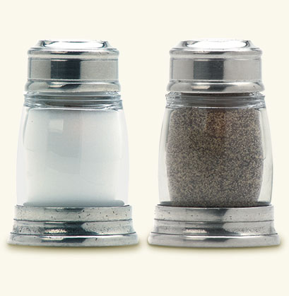 Match   Salt and Pepper Shaker Set MTH-271 $140.00