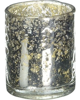 $32.00 Hayworth Tall Silver Hurricane NAP-018