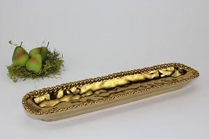 Pampa Bay   Monaco Gold Cracker Tray PMB-008 $20.00