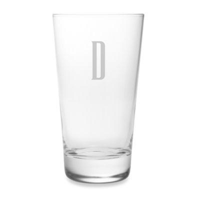 Susquehanna Glass   Hiball 1 Letter Block set/4 SQG-025 $60.00