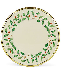 Lenox  Holiday Salad Plate LEN-642 $25.00