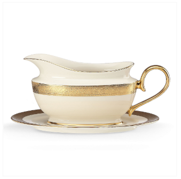 Lenox  Westchester Sauce Boat and Stand $585.95