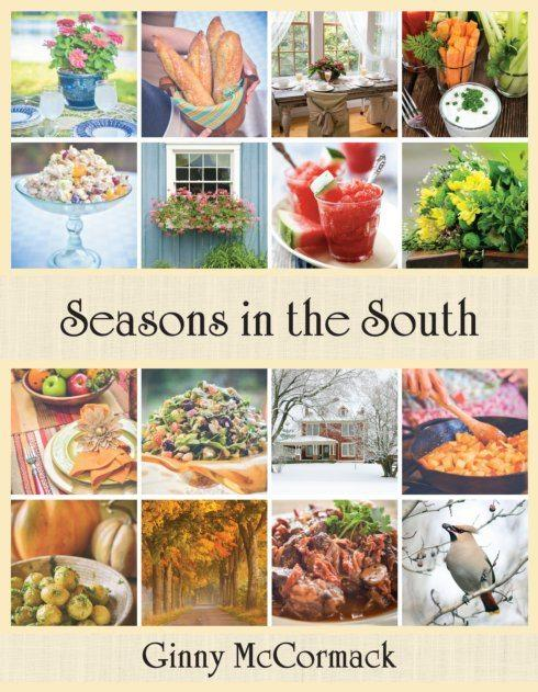 Babcock Exclusives  Cookbooks Seasons in the South GMC-002 $29.95