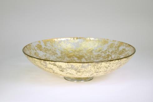 "$187.00 15"" Shallow Bubble Bowl TCH-209"