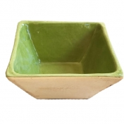 Terrafirma  Citrus Square Dip Bowl TCI-004 $47.00