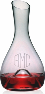 Susquehanna Glass   Punted Carafe 3 Letter Classic SQG-047 $60.00