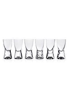 William Yeoward  Tallulah Shot Glasses set/6 WMG-201 $145.00