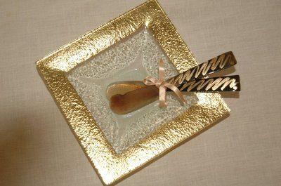 Tamara Childs   Silver Custom Horn Spreaders Pair TCH-201 $33.00
