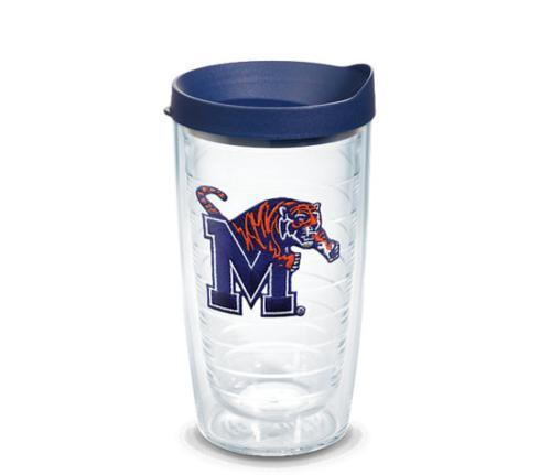 Tervis Tumbler   University of Memphis 16oz w/Lid TTU-026 $17.00