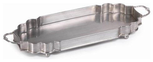 Zodax   Celine Pewter Serving Tray ZOD-806 $140.00