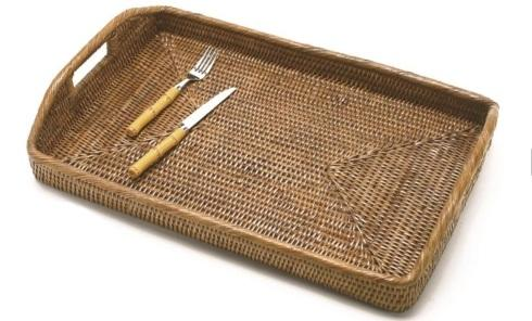 Babcock Exclusives  Artifacts Rectangular Tray w/Cutout Handles ATC-007 $88.00