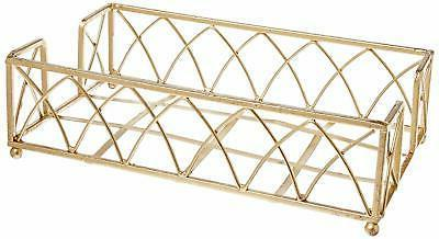 Babcock Exclusives  Boston International Arch Gold Guest Towel Holder BII-989 $18.00