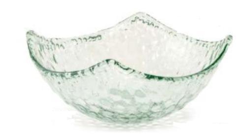 Primitive Artisan   Iceberg Large Veggie Bowl PRA-224 $40.00