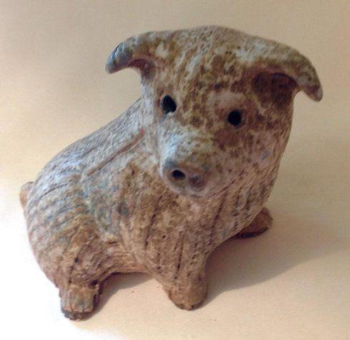 McCarty Pottery   Wilbur Pig MCP-106 $31.00