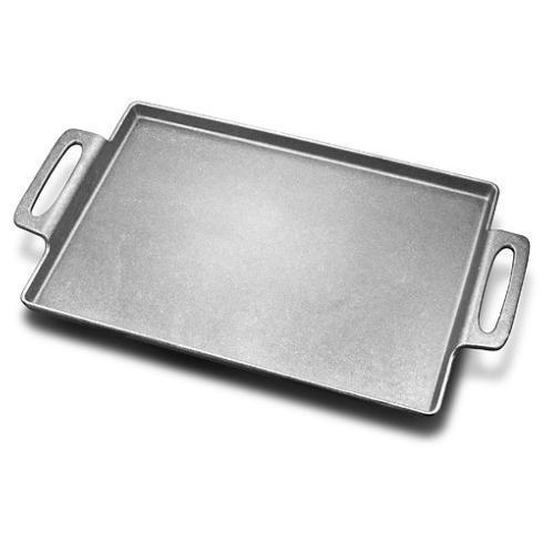 Wilton Armetale  Gourmet Grillware Griddle w/Handles WLT-136 $60.50