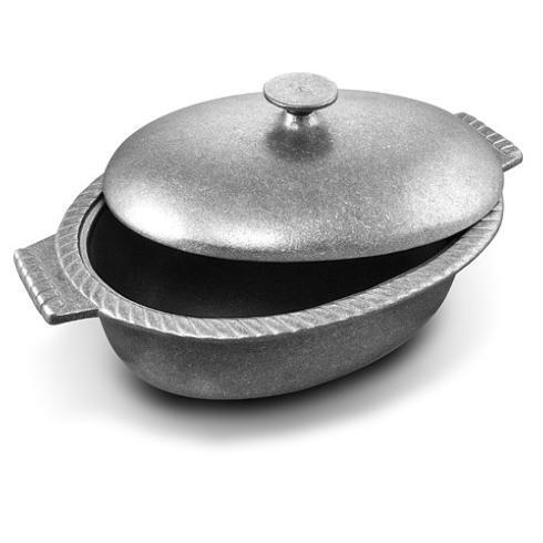 Wilton Armetale  Gourmet Grillware 4qt. Chili Pot WLT-226 $77.00