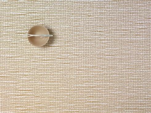 Chilewich   Lattice Gold Rectangular Mat Set/4 $66.00