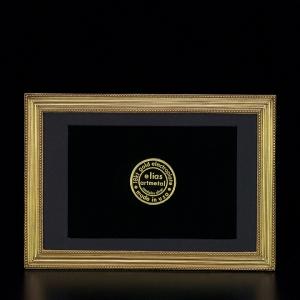 $131.00 Classico Gold 5x7 Frame