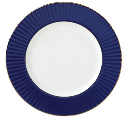 Pleated Colors - Navy Dinner Plate collection with 1 products