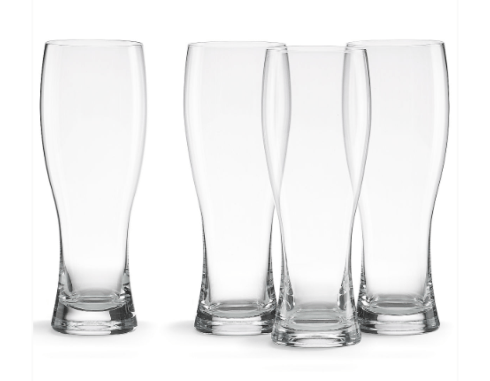 Lenox  Glassware Tuscany Beer Glasses Set/4 $40.00