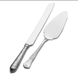 BC Clark Exclusives   Wallace Hotel Collection Cake & Pie Server $22.50