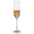 Michael Wainwright  Truro Gold  Champagne Flute $40.00