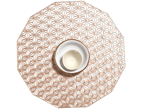 Kaleidoscope Pink Champagne Mat S/4 collection with 1 products
