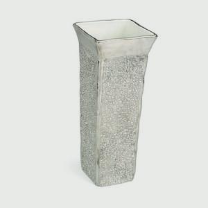 Michael Wainwright  Tempio Luna  Platinum Square Vase $175.00