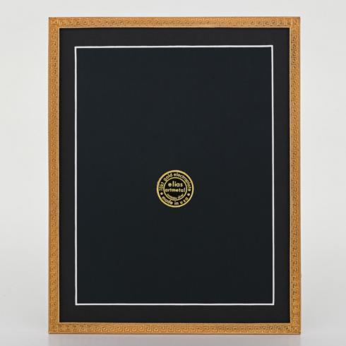 Elias Artmetal   Greek Key Gold 8x10 Frame  $203.00