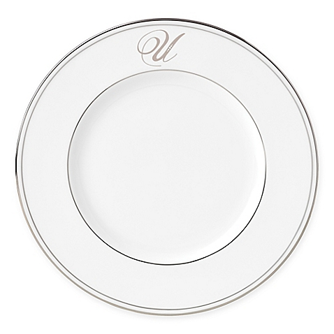 Accent Plate - U collection with 1 products