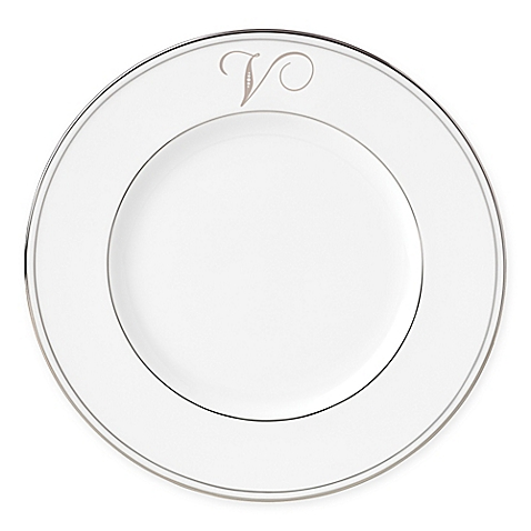 $35.00 Accent Plate - V