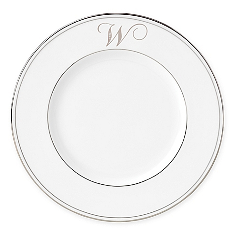 Accent Plate - W