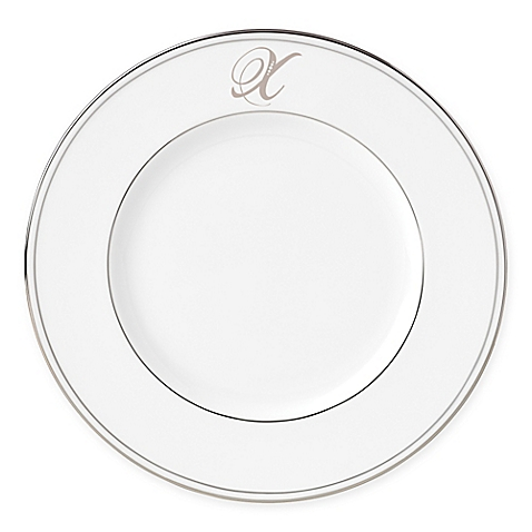$35.00 Accent Plate - X