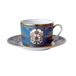 Bernardaud  Aux Rois Tea Saucer $110.00