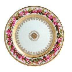 $210.00 Peach Tree Salad Plate